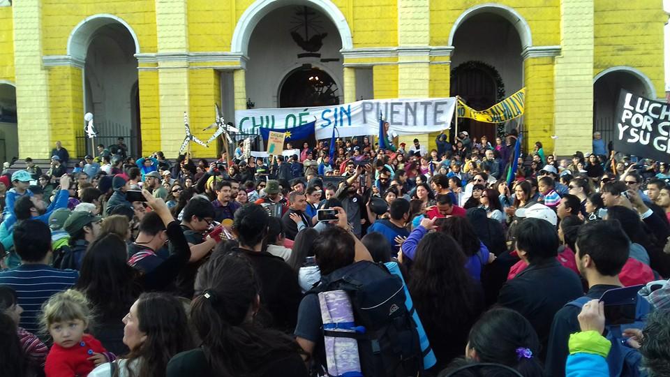 Los estragos medioambientales del saqueo neoliberal de Chiloé