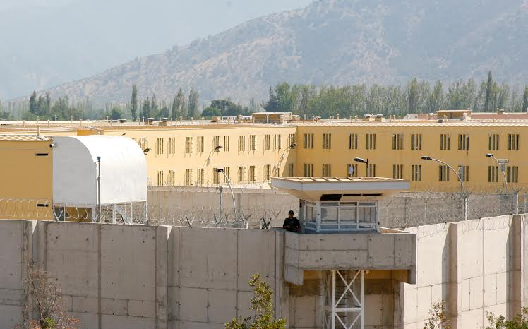 Trasladan a prisioneros subversivos y anarquistas desde la Cárcel de Alta Seguridad a la Cárcel/empresa de Rancagua