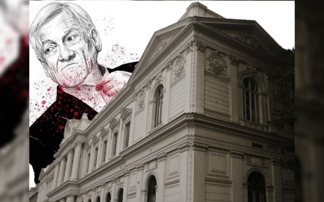 Piñera licita seguridad de la Convencion Constitucional a empresa de escolta de Pinochet. Transmisiones de la convención requerirían el V°B° del Gobierno