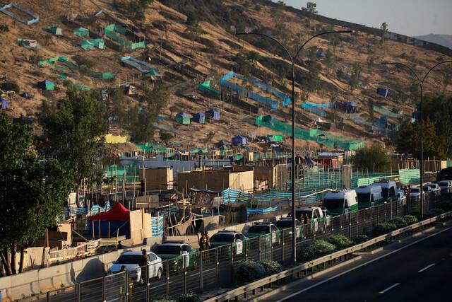 """Ley «anti tomas»: Un proyecto que busca dotar al Estado para """"facilitar"""" el desalojo de terrenos"""