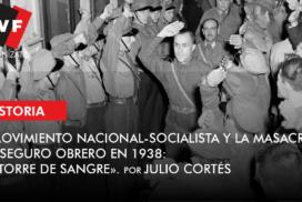 El MNS y la masacre del Seguro Obrero