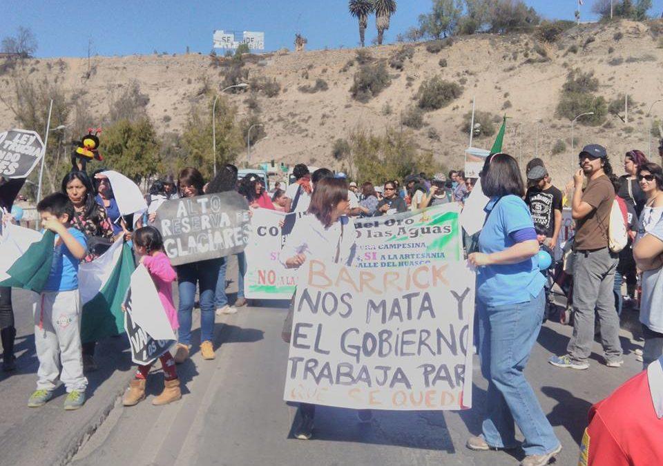 Comunidad del Valle del Huasco habla ante inminente fallo por clausura de Pascua Lama