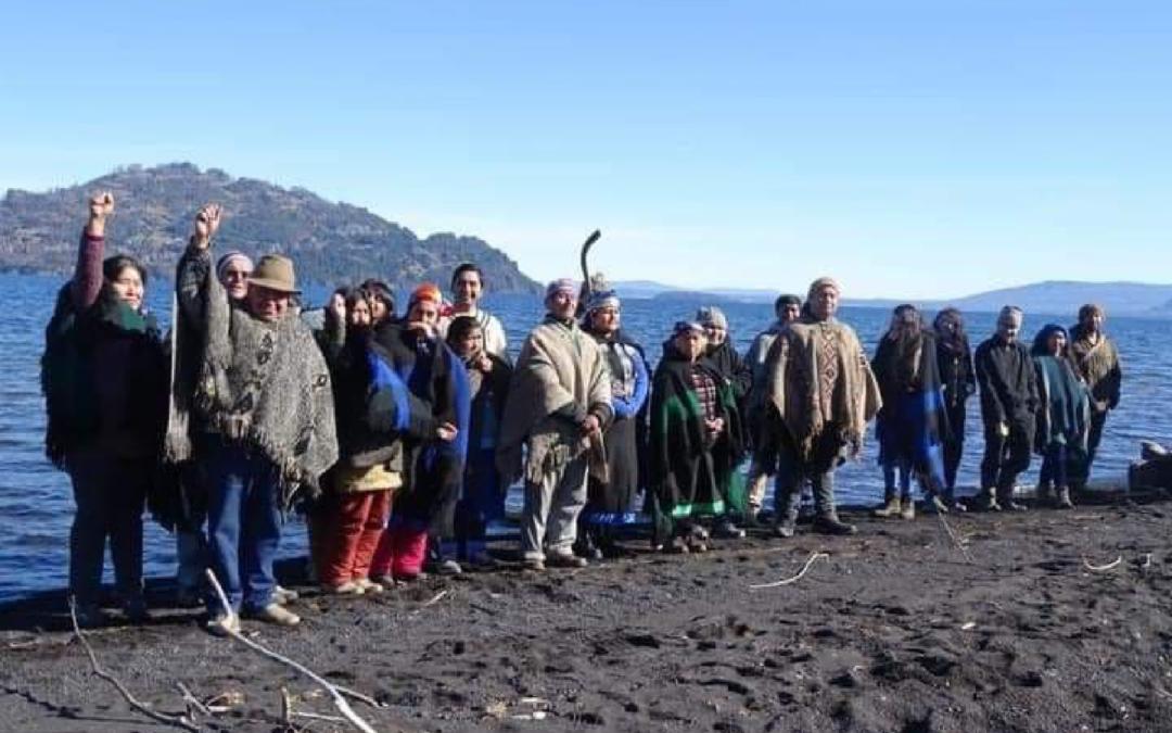 Comunicado Pu Lof Ancestrales Cuenca del Kalafken pu Kalülko. Resolución de resguardo y protección